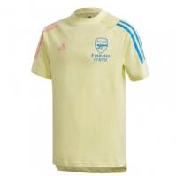 Tricou adidas Arsenal 2020 2021 pentru Copil galben