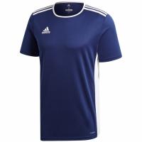 Tricou Adidas Entrada 18 bleumarin jersey CF1036 Barbat teamwear adidas teamwear