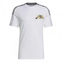 Tricou adidas Juventus Chinese New Year pentru Barbat alb negru