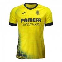Tricou antrenament Joma Villarreal galben cu maneca scurta