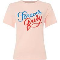 Tricou Bando Forever Busy clasic roz