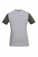 Tricou Barbat Colorblock Grey Under Armour