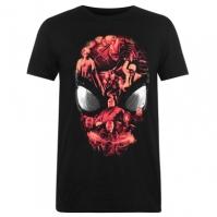 Tricou cu personaje Marvel pentru Barbat