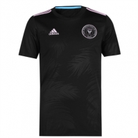 Tricou Deplasare adidas Inter Miami 2021 negru roz