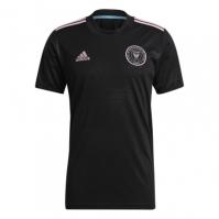 Tricou Deplasare adidas Inter Miami 2021 negru true roz