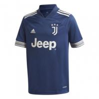 Tricou Deplasare adidas Juventus 2020 2021 pentru Copil albastru