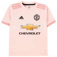 Tricou Deplasare adidas Manchester United 2018 2019 pentru Copil