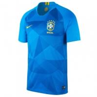 Tricou Deplasare Nike Brazil 2018