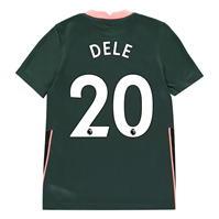 Tricou Deplasare Nike Tottenham Hotspur Dele Alli 2020 2021 pentru Copil verde