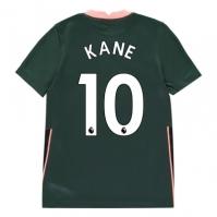 Tricou Deplasare Nike Tottenham Hotspur Harry Kane 2020 2021 pentru Copil verde