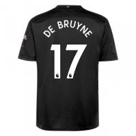 Tricou Deplasare Puma Manchester City Kevin De Bruyne 2020 2021