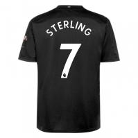 Tricou Deplasare Puma Manchester City Raheem Sterling 2020 2021