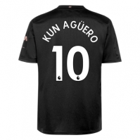 Tricou Deplasare Puma Manchester City Sergio Aguero 2020 2021