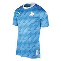 Tricou Deplasare Puma Marseille 2019 2020 pentru Barbat