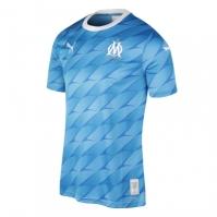 Tricou Deplasare Puma Marseille 2019 2020 pentru Copil