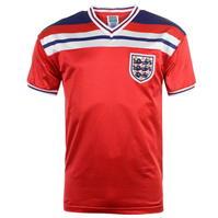 Tricou Deplasare Score Draw Anglia 1982 pentru Barbat