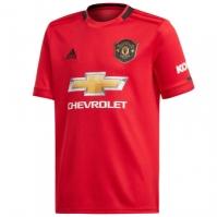 Tricou echipa adidas Manchester United Juniors 2019 2020
