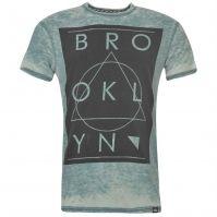 Tricou Fabric Brooklyn Burnout pentru Barbat