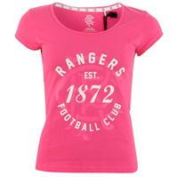 Tricou Team FC 1872 pentru Dama roz