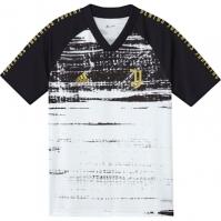 Tricou fotbal adidas Juventus 2020 2021 pentru Copil alb negru