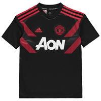 Tricou fotbal adidas Manchester United 2018 2019 pentru Copil