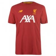 Tricou fotbal New Balance Liverpool 2019 2020 pentru Barbat