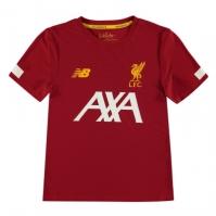 Tricou fotbal New Balance Liverpool 2019 2020 pentru Copil