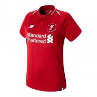 Tricou fotbal New Balance Liverpool 6 Times pentru Dama