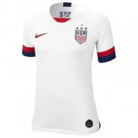 Tricou fotbal Nike USA 4 Star 2019 2020 pentru Dama