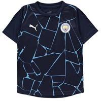 Tricou fotbal Puma Manchester City 2020 2021