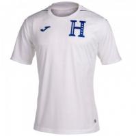 Tricou Joma 1st Ff Honduras alb cu maneca scurta R