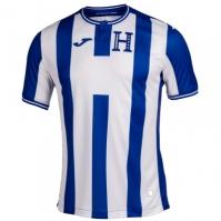 Tricou Joma 2nd Ff Honduras Royal cu maneca scurta pentru Dama
