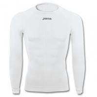 Tricou Joma Brama clasic alb cu maneca lunga