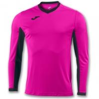 Tricou Joma Champion Iv roz-negru cu maneca lunga