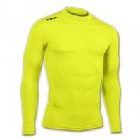 Tricou Joma galben Fluor (seamless Underwear) cu maneca lunga fosforescent