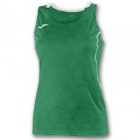 Tricou Joma Record II fara maneci verde pentru Dama