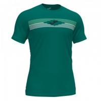 Tricou Joma Open II verde cu maneca scurta