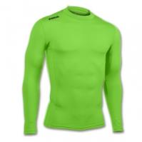 Tricou Joma verde Fluor (seamless Underwear) cu maneca lunga fosforescent