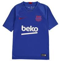 Tricou Nike Barcelona Strike 2019 2020 pentru Copil