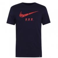 Tricou Nike Franta 2020 pentru Barbat albastru
