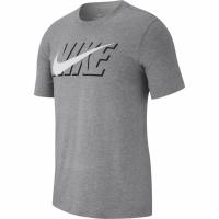Tricou Nike Sportswear BLK Core Barbat gri AR5019 051 pentru Dama