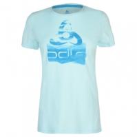 Tricou Odlo pentru Dama albastru