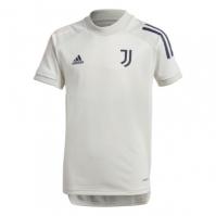 Tricouri antrenament adidas Juventus 2020 2021 pentru Copil gri