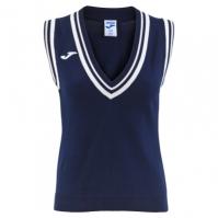 Tricou Polo Tenis 80 Joma fara maneci bleumarin pentru Dama
