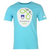 Tricou Nike Slovenia Crest pentru Barbat