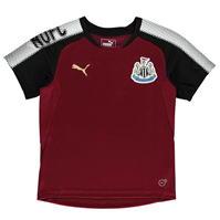 Tricou sport antrenament Puma Newcastle United pentru Copil