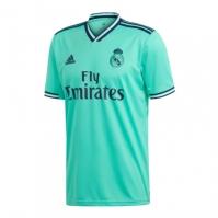 Tricou sport Third adidas Real Madrid 2019 2020 verde