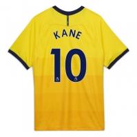 Tricou sport Third Nike Tottenham Hotspur Harry Kane 2020 2021 galben