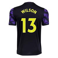 Tricou sport Third Puma Newcastle United Callum Wilson 2020 2021 pentru Copil mov