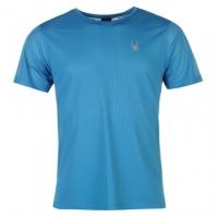 Tricou Spyder Alpine pentru Barbat albastru negru